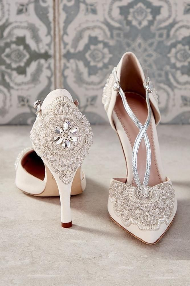 24 Elegant White Wedding Shoes Wedding Forward White Wedding Shoes Wedding Shoes Comfortable Bride Shoes