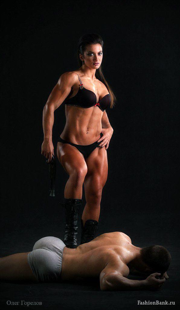 Valentina-Mishina - Mixed Wrestling - 5961024  Mvf  Mixed Wrestling, Muscular -6131