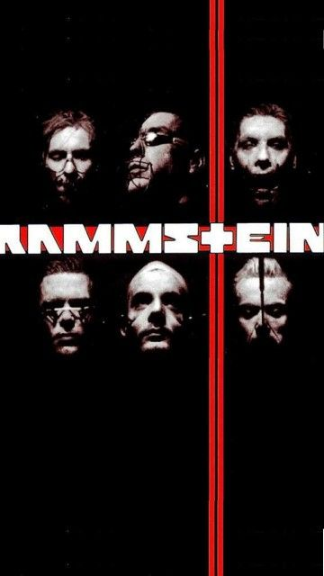 Rammstein Rock Band Android Wallpaper
