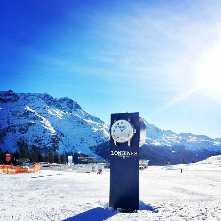 #Longines #St.Moritz #Switzerland