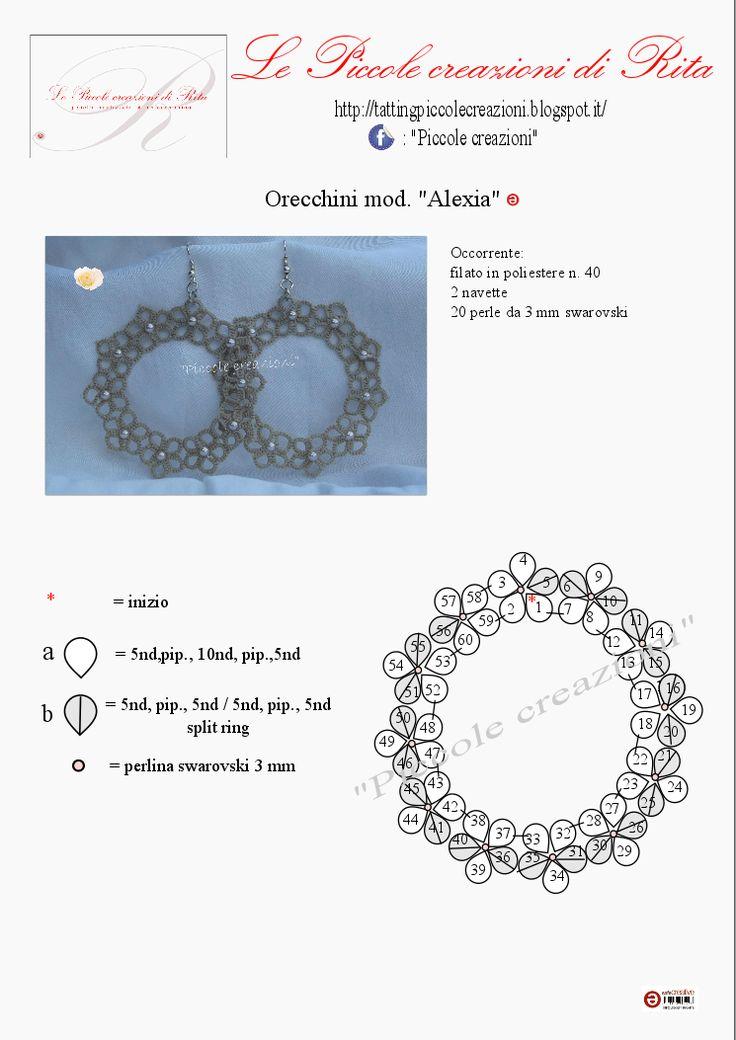 Le Piccole creazioni di Rita: Free pattern