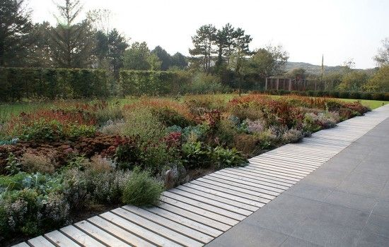 Haamstede by piet oudolf grass and perennial planting for Piet oudolf pflanzplan