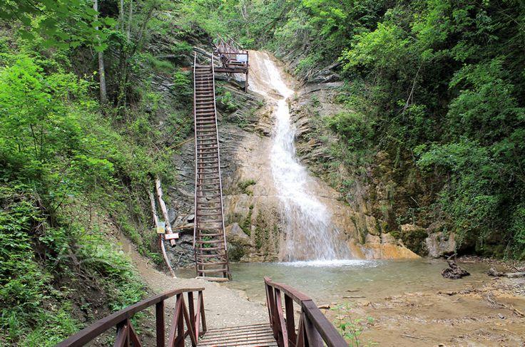 Бигиусские водопады Краснодар