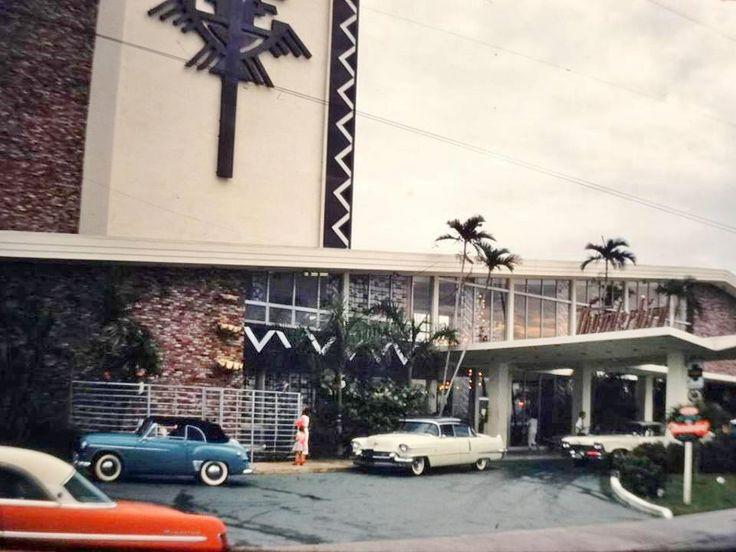 Thunderbird Hotel Sunny Isles Fl Americana Memories