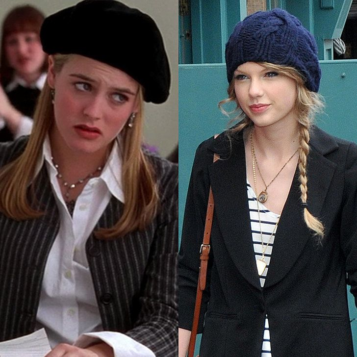 http://www.popsugar.com/fashion/Taylor-Swift-Dressing-Like-Cher-From-Clueless-37906854