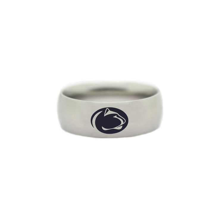 Penn State College Wedding Band - Penn State Jewelry