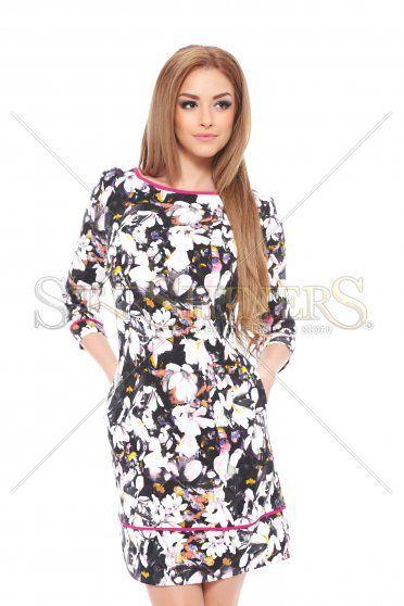 LaDonna Delight Black Dress