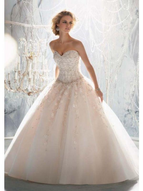 Princessa - suknia dla księżniczek - SlubNaGlowie.pl