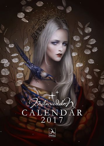 CALENDAR 2017 via MELANIE DELON STORE. Click on the image to see more!