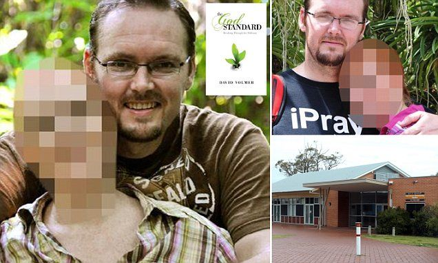 Pastor David Volmer drugged 'paedophile ring' victim with amyl nitrate   Daily Mail Online