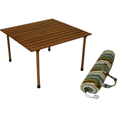 Roll Up portable table