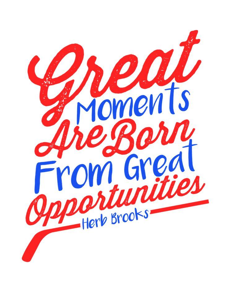 'Herbie' | Herb Brooks Foundation Shirt! | PRE-ORDER