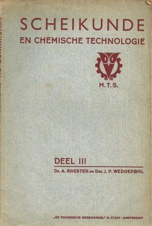 Scheikunde en Chemische Technologie