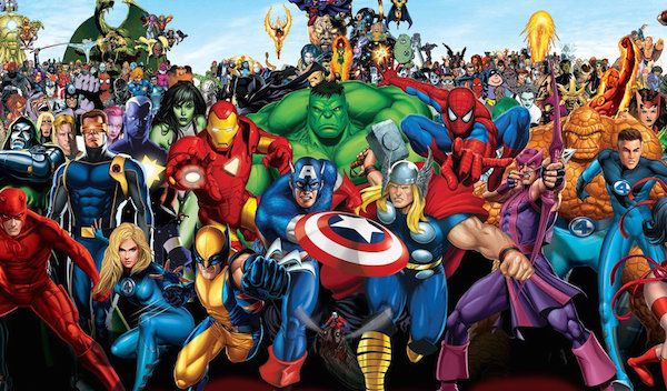 The Marvel Cinematic Universe has big plans for the future. To keep it all straight, we've laid out the next few years' worth of Marvel Studios films, which will take you through all of the official titles announced for Phase 3.