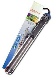 "EHEIM Jager Trutemp Aquarium Heater 10.2"" 75 Watt. Aquarium: Heaters-Submersible 720/540 completely waterproof submersible heater. Heavy duty 2mm thick shock resistent pyrex tube 2x as thick as most heaters. 64-94 degree range. Easy to adjust thermostat bistable thermostat is +/- .05 and free from radio and tv interference. Ul/csa approved. Royal Item Number: AEH3613090"