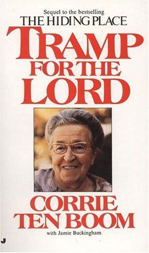 I think Corrie Ten Boom is one of the greatest women who ever lived. I visited her house in The Netherlands before I knew who she was and felt such a powerful and beautiful spirit there.