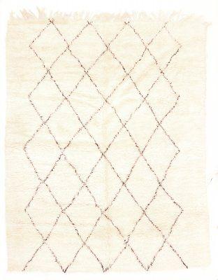 Kelim+Marokkaanse+Berber+tapijt+Beni+Ouarain+260+x+210+cm