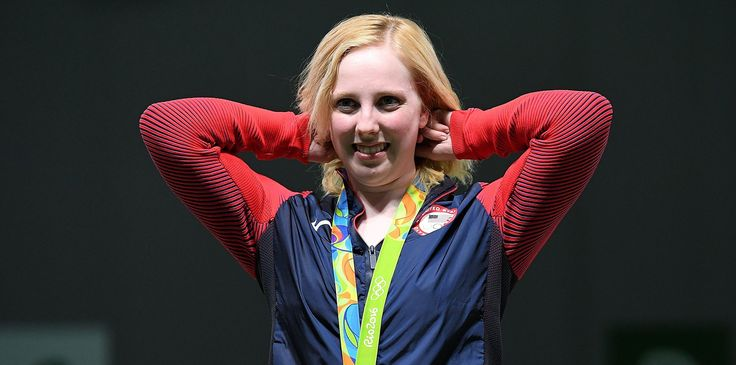 First Olympic Gold Goes to American Girl with a Gun– And Internet's Quick to Bring on the Hate ~ An Olympic shooter is in the crosshairs...