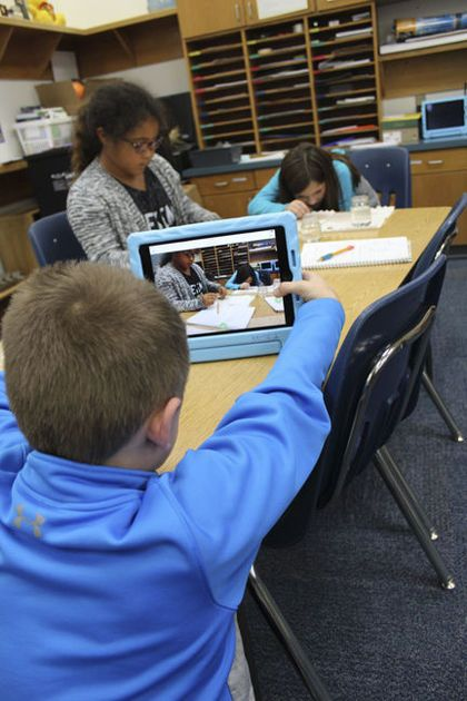"""This is the first of a two-part installment on """"Learning with Technology"""" in the Edmond School District. In the next Weekender edition, readers will be looking at how learning in"""