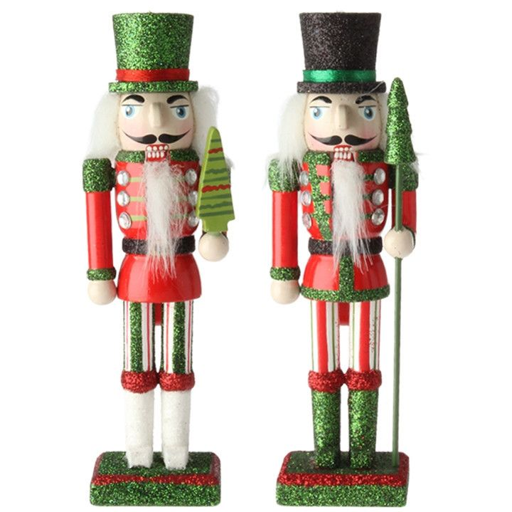 219 Best Nutcracker Ornaments Images On Pinterest
