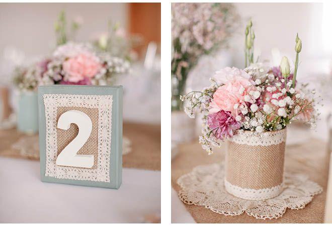 1000 images about ideen taufe on pinterest floral - Vintage hochzeit ideen ...
