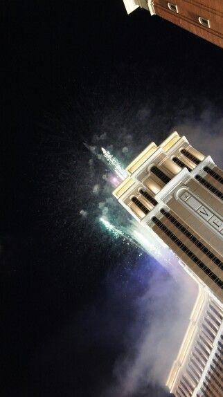 New years in Vegas<3
