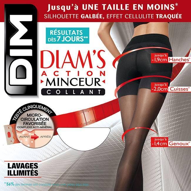 Collant Diam's Action Minceur de DIM sur collant.fr : http://www.collant.fr/collant-diam-action-minceur-5270-5-3-2.z.fr.htm