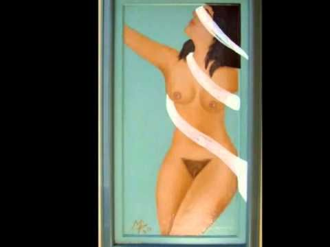 Nude in the window 2014 by Manuel Mykonos