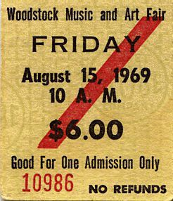 I wish I could have been there. Hey I was 4! It's the same year I saw Three Dog Night.