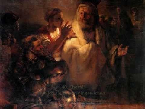 ▶ Bach - Passion selon Saint Matthieu BWV 244 - YouTube