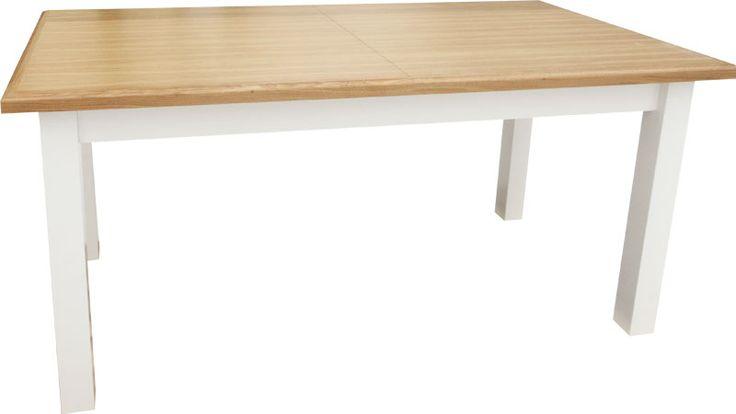 Stół drewniany STM-4 z drewna litego rozkładany, stół drewniany do jadalni, stoły sosnowe