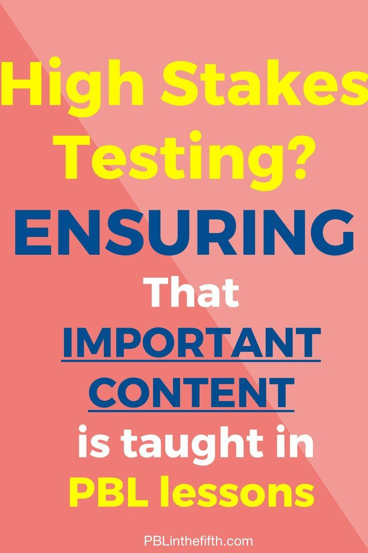 high stakes test High-stakes standardized testing and marginalized youth 113 educational policy, high-stakes standardized testing and the ontario secondary school literacy test (osslt.