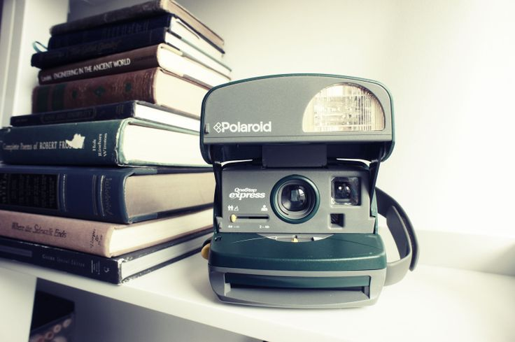 Polaroid Camera 600 Forest Green  Film Tested by ForgottenCharm, $30.00