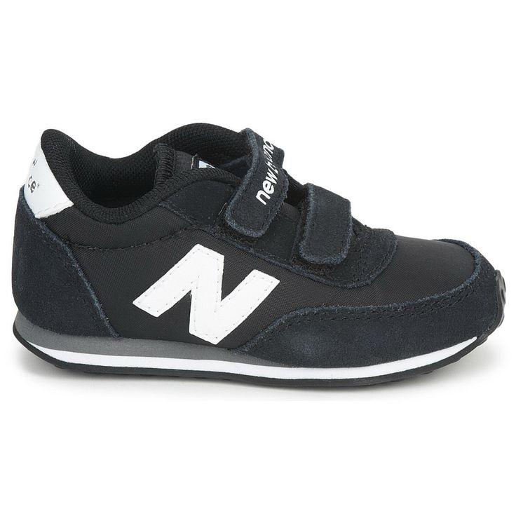 New Balance 410 Kid's Black White Ke410