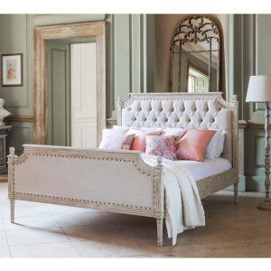 The French Bedroom now offers 10% off any mattress when you buy one of our French Beds.