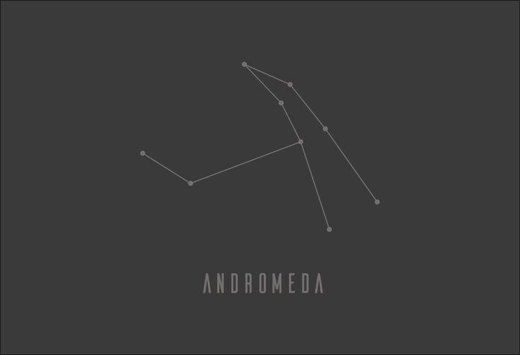 Andromeda - constellation