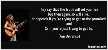 Ani DiFranco keeps the good stuff coming.
