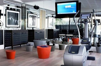 1000 images about for the home en pinterest planos de - Decoracion gimnasio en casa ...