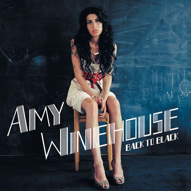Saved on Spotify: Back To Black by Amy Winehouse