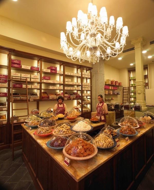 Noberasco 1908, il concept store della frutta in centro a Milano | Food & Design