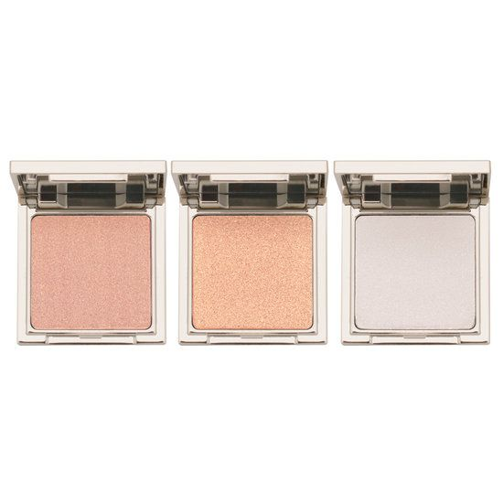 Jouer Cosmetics Powder Highlighter Trio Set Set 2 product smear.