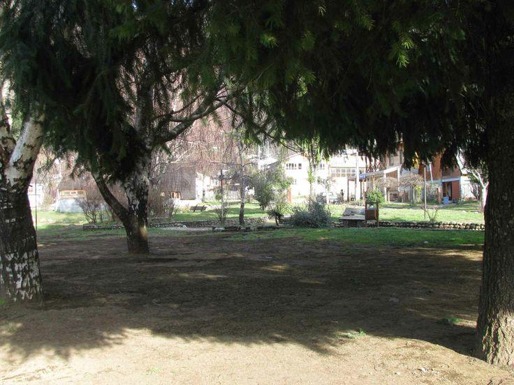 Plaza de Armas, Curarrehue