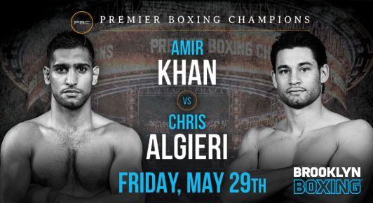 Amir Khan Vs Chris Algieri (Boxing): Live stream, Personal information, Biography, Head to head, Preview, watch online - http://www.tsmplug.com/boxing/amir-khan-vs-chris-algieri-boxing/