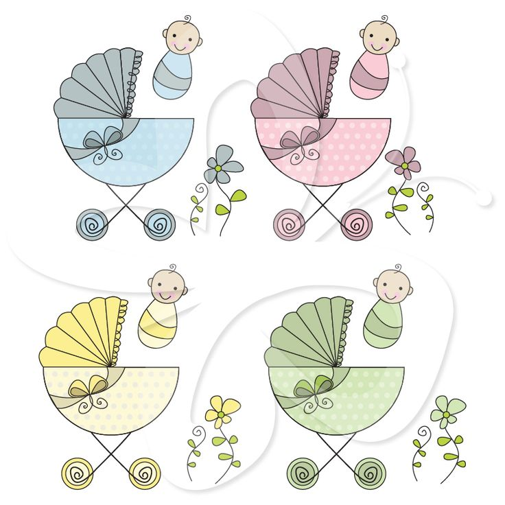 22 best images about Baby Shower Clip Art on Pinterest
