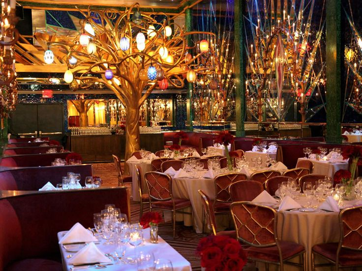 Restaurant in New York City & Event Venue NYC   The Russian Tea Room Bear Lounge