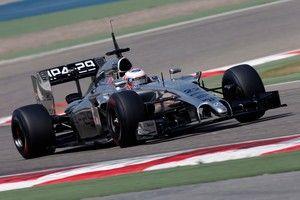 McLaren Formula 1 Bahrain Day 3, 1 March 2014
