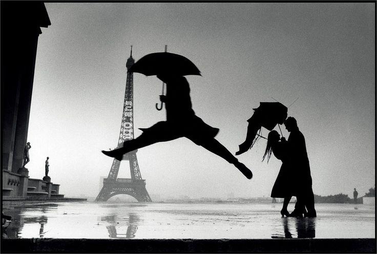 Elliott Erwitt 1989 Paris