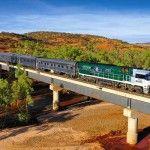 Estas son algunas de las mejores experiencias en tren alrededor del mundo.  http://www.fahrenheitmagazine.com/vidaestilo/viajes/los-viajes-en-tren-que-tienes-que-realizar/