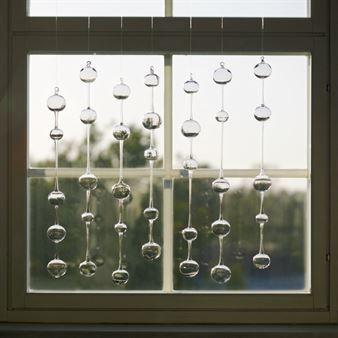 Ateenan Aamu glasdekoration 3-pack - 63 cm - Iittala