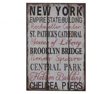 Obraz New York 25x38 cm